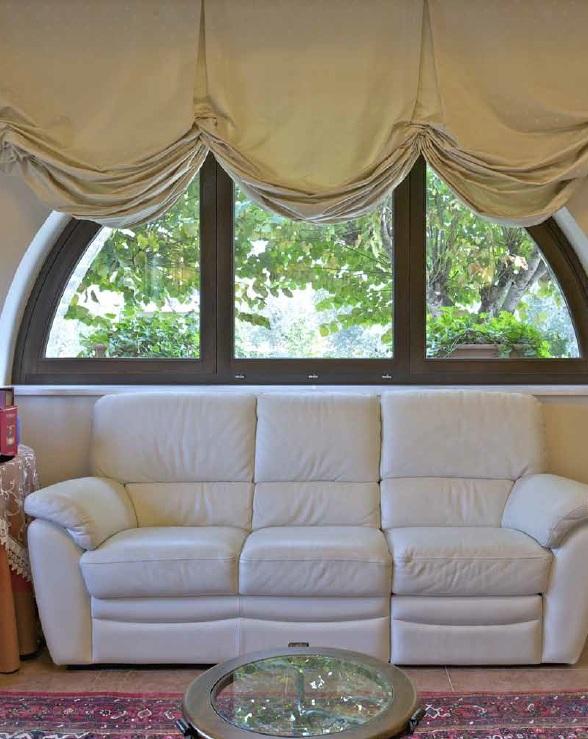 Finestre e serramenti in legno alluminio e pvc franchi - Finestre ad arco prezzi ...