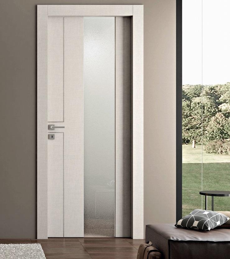 Porte Moderne dalle linee essenziali e finiture di tendenza  Franchi Arreda ...